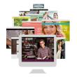 Homepage-Baukasten responsive